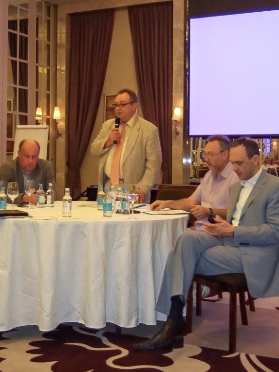 В Дубае состоялась выездная сессия Правления и Регионального совета РСТ