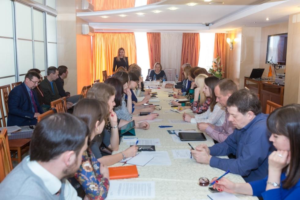 Встреча пермского турбизнеса с членом Координационного Совета по развитию детского туризма в Российской Федерации при Правительстве РФ